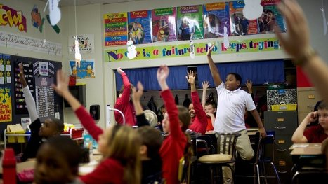 Subtract Teachers, Add Pupils: Math of Today's Jammed Schools - New York Times   ELL - ESL   Scoop.it