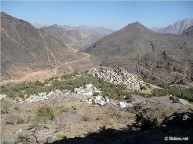 Traversée du Hajar occidental | Les déserts dans le monde | Scoop.it