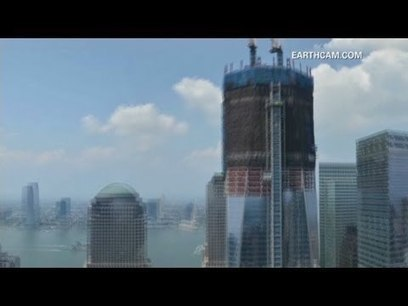 Nouveau World Trade Center : timelapse, ou le nouveau rêve del'architecte. | Rendons visibles l'architecture et les architectes | Scoop.it