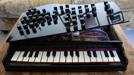 Toy Piano Gets Synth Overhaul | Raspberry Pi | Scoop.it