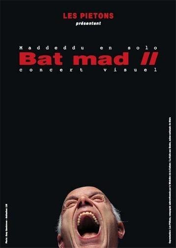 Bad Mad - Les piétons | DESARTSONNANTS - CRÉATION SONORE ET ENVIRONNEMENT - ENVIRONMENTAL SOUND ART - PAYSAGES ET ECOLOGIE SONORE | Scoop.it