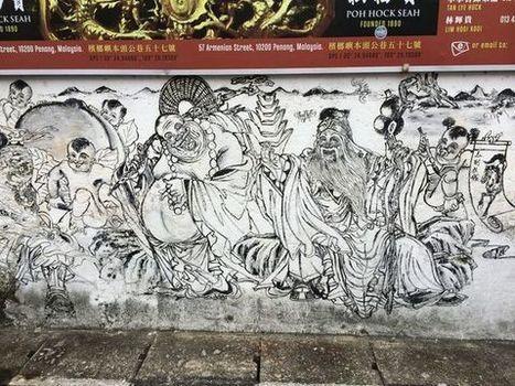 Penang Street Art | World of Street & Outdoor Arts | Scoop.it