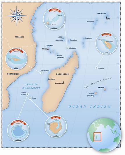 Voyage vers les îles éparses - Regarder le ciel | Regarder le ciel | Scoop.it