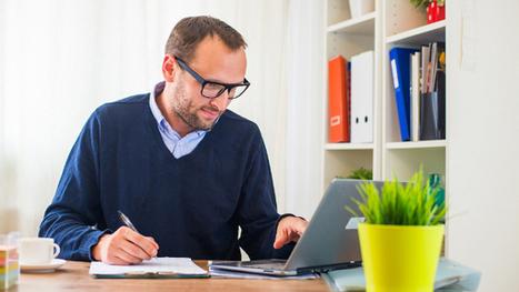 10 règles à suivre pour travailler efficacement chez soi  - Mode(s) d'emploi | en poste ? Je Cadre mon Job | Scoop.it