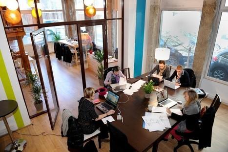 Réussir son passage de l'entreprise à l'espace de télétravail   Coworking et télétravail : quoi, pourquoi et comment ?   Scoop.it