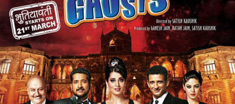 """Gang Of Ghosts""- Official Theatrical Trailer,Cast,Release Date 
