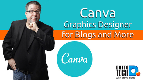 Canva – A Web Graphics SuperStar | iGeneration - 21st Century Education | Scoop.it