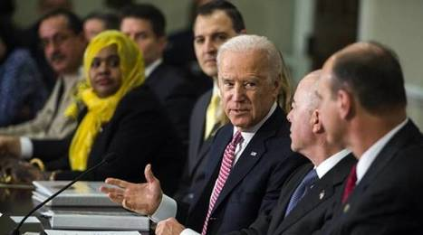 EU Radicalization  / Migration Alert:   Biden: Immigrants in Europe should be better integrated   Law & Human Rights   Scoop.it