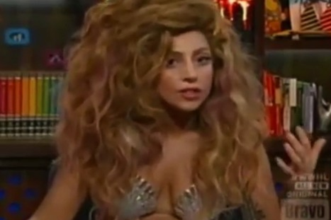 Lady Gaga admits to being a lesbian and defends Miley Cyrus' naked video - Mirror.co.uk | All Things Lesbian | Scoop.it