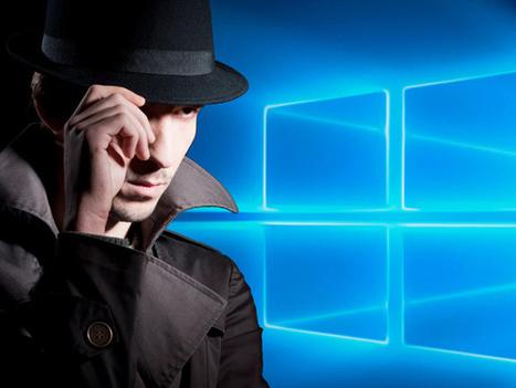 Windows 10, secrets de télémétrie : où, quand, et pourquoi Microsoft recueille vos données | Visibilité locale sur le Web | Scoop.it