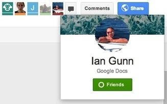 Google Drive intègre Google+   Adopter Google+   Scoop.it