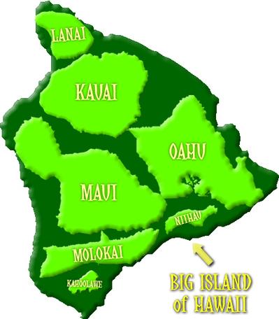 Hawaii geography - where are the Hawaiian Islands? | Sager Hawaii | Scoop.it