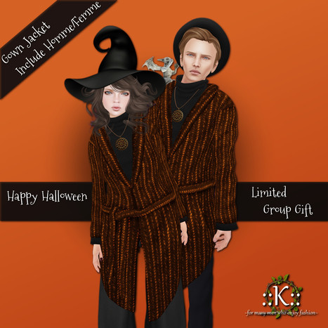 ::K::: ::K:: Halloween Limited Group Gift   Style of LIFE   Scoop.it