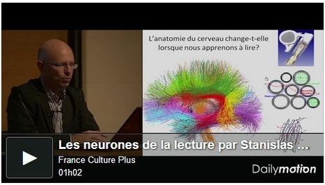 Les neurones de la lecture : Stanislas Dehaene | Lecture publique et numérique | Scoop.it