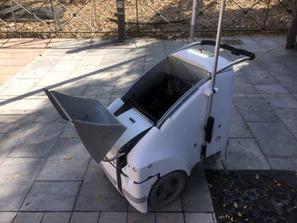 Ferrovial presenta en Smart City Expo el robot de limpieza viaria que ayudará a los trabajadores   Smart Cities in Spain   Scoop.it
