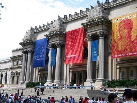 The Metropolitan Museum of Art launches new Website to showcase ...   Art Museums Trends   Scoop.it