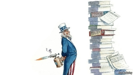 U.S. Spends $1.75 Trillion to Enforce Federal Regulations - Tea Party Command Center | Restore America | Scoop.it