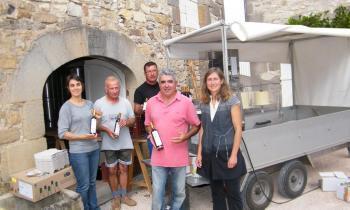 Queyssac-les-Vignes: Le nouveau vin paillé arrive | Autour de Carennac et Magnagues | Scoop.it