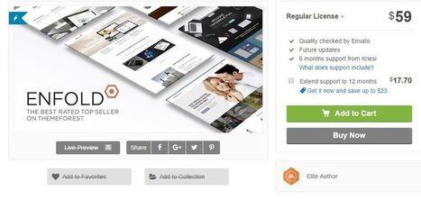 Faut-il choisir le thème Enfold pour Wordpress? | WordPress France | Scoop.it