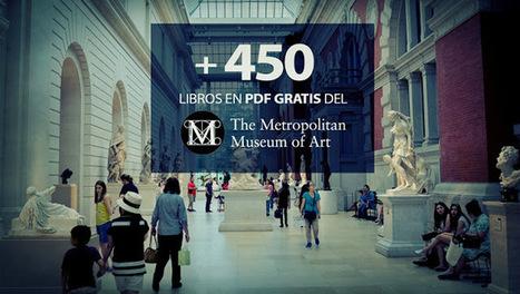+450 libros en PDF del Museo Metropolitano de Arte | Buscar trabajo a todas las edades | Scoop.it