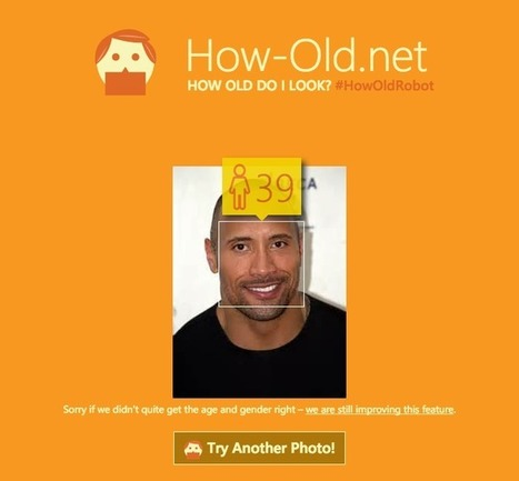 Microsoft's New Website Can Guess Your Age | Business Video Directory | Scoop.it