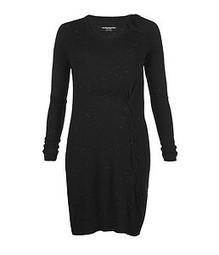 Cosy New All Saints Black DELPHIA Jumper Dress UK 4 US 0 EU 32 Knitted Was £110 | Shot Of Steam | Scoop.it