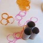 Painting with circles in preschool   Teach Preschool   Scoop.it