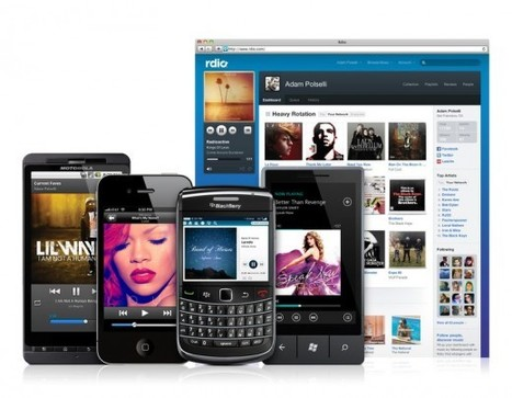 Rdio Continues Its Global Expansion with Australia and New Zealand Launch  @thatdrew | App Buzz | Scoop.it