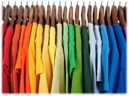 Infographic: What Your Clothing Colors Say About You | Social Media Strategy for Personal Branding - emba.it | Scoop.it