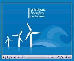 Energies marines renouvelables : trois matinées d'échanges à Brest - Brest économie sociale et solidaire | Villes en transition | Scoop.it
