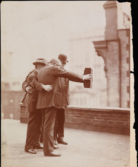 Picture of the Day: The 1920s Selfie | Awesome ReScoops | Scoop.it