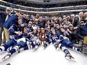 College hockey: A memorable journey to the NCAA title for Yale's Ruffolo - Naples Daily News | College and Wisconsin High School hockey | Scoop.it