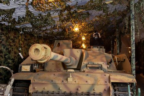 Jersey war tunnels - Balades Historiques | tourisme historique | Scoop.it