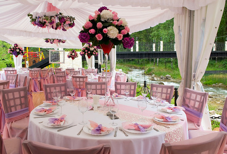 6 Tips for Managing an Outdoor Wedding - Bitsy Bride | Getting Married | Scoop.it