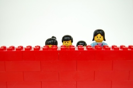 Why LEGO® (or LEGO® SERIOUS PLAY™) works great for Strategy and Service Design | Educational trends | Scoop.it