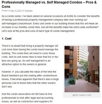 Looking for Toronto Property Management Companies? Here Are Some Tips | Comfield Management Services | Scoop.it