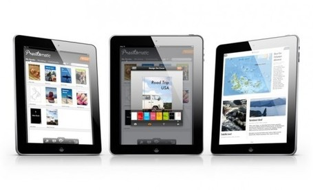 Presstomatic Scrapbooking App Launches For iPad, iPad mini -- AppAdvice | Edtech PK-12 | Scoop.it