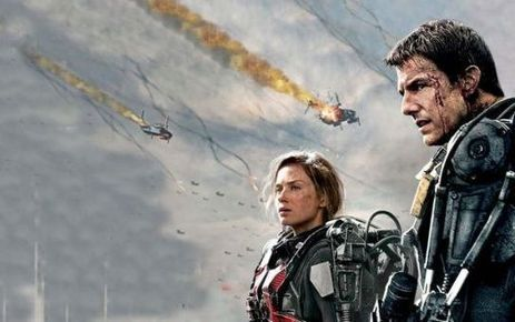 Tom Cruise le 28 mai à Paris pour l'avant-première de «Edge of Tomorrow» | Edge of Tomorrow - Premiere Stunt | Scoop.it