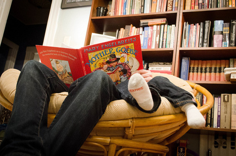 Fathers can make a difference in getting sons to read | Reading discovery | Scoop.it