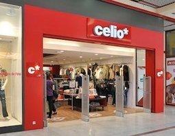 Celio espère augmenter la fréquentation de ses magasins avec Step-In | Mobile -TO_IN store | Scoop.it