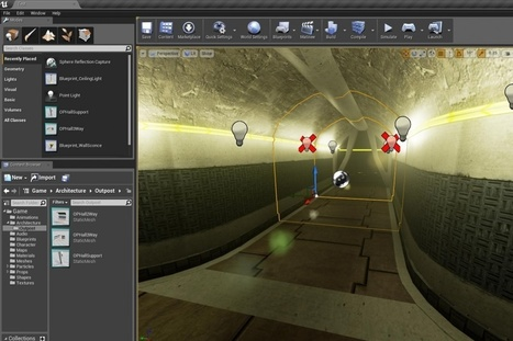 Get into game development with free versions | 3D Virtual-Real Worlds: Ed Tech | Scoop.it