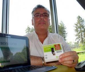 Tibiran-Jaunac. Il invente le carnet de santé sur une clé USB | Memoire idee-ources | Scoop.it