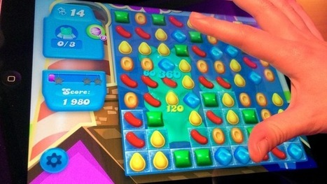 MP admits playing Candy Crush in Commons | Modern Educational Technology and eLearning | Scoop.it