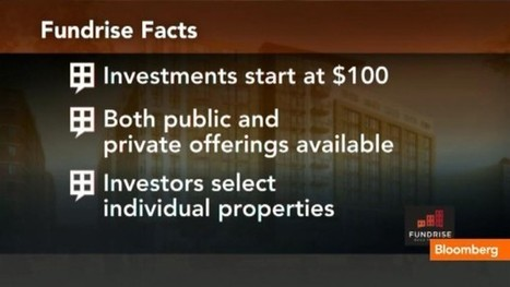 Crowdfunding for Commercial Real Estate - Bloomberg | Crowdfunding | Scoop.it