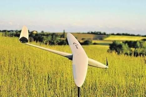 Drones civils: la filière se met en ordre de marche   Robotique   Scoop.it