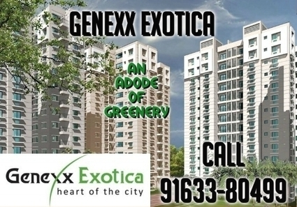 Paharpur Asansol Properties Genexx Exotica | Real Estate | Scoop.it