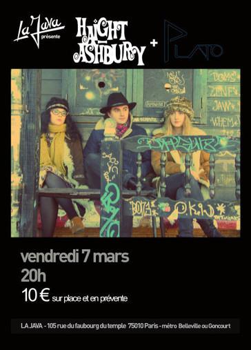 Concours : Haight-Ashbury - Sound Of Violence | La Java - Paris | Scoop.it