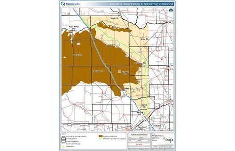 Keystone XL pipeline's alternative route revealed - Vancouver Sun | future power generation | Scoop.it