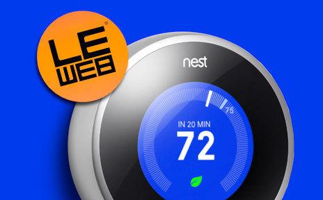 Découvrez le thermostat Nest, star des objets connectés ! | Smart Grid - Projet Sunrise | Scoop.it