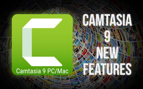 Camtasia 9 New Features | Camtasia Guide | Camtasia | Scoop.it